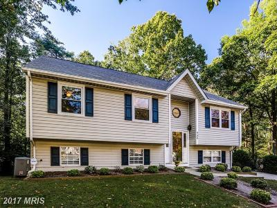 Arnold MD Single Family Home For Sale: $375,500