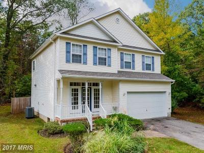 Edgewater MD Single Family Home For Sale: $425,000