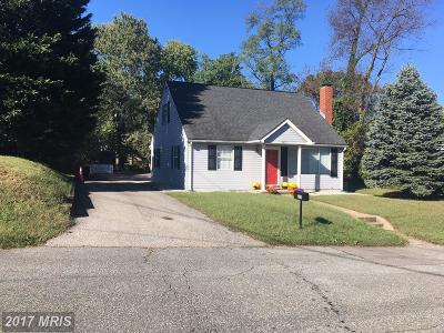 Arnold Single Family Home For Sale: 785 Harmony Avenue