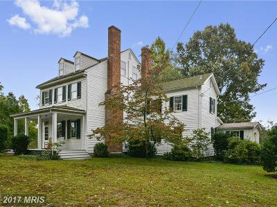 Anne Arundel Single Family Home For Sale: 159 Owensville Road