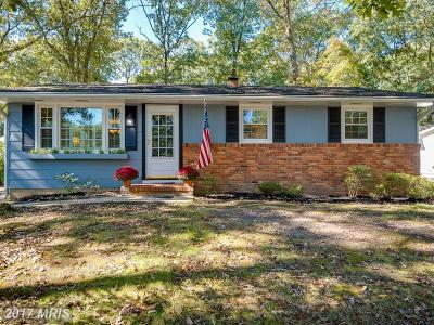 Severna Park Single Family Home For Sale: 532 Knollwood Road