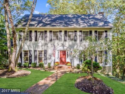 Davidsonville, Riva Single Family Home For Sale: 2902 South Lake Drive