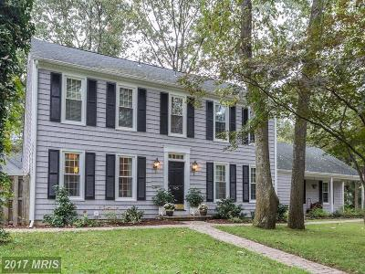 Severn Single Family Home For Sale: 425 Fairtree Drive