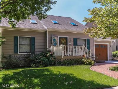 Annapolis MD Single Family Home For Sale: $525,000