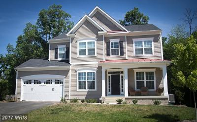 Gambrills Single Family Home For Sale: 2011 Basil Hall Court