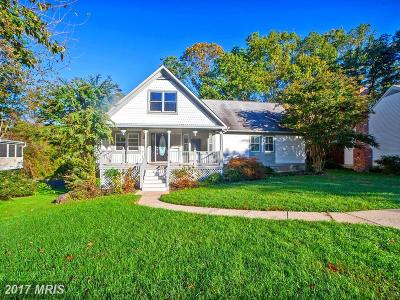Severna Park Single Family Home For Sale: 262 Whistling Pine Road