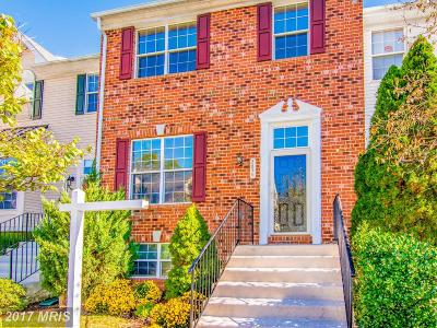 Piney Orchard, Chapel Grove Townhouse For Sale: 2654 Streamview Drive