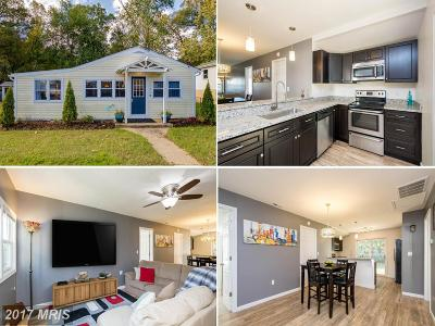 Edgewater Single Family Home For Sale: 1646 Bay Ridge Road