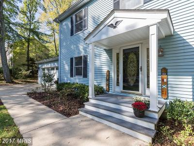 Annapolis MD Single Family Home For Sale: $559,000