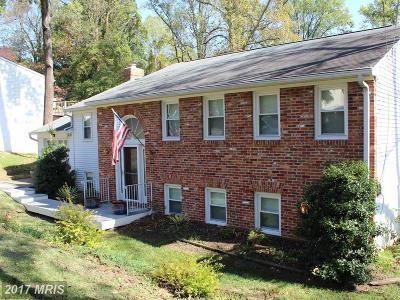 Annapolis Single Family Home For Sale: 1235 Ramblewood Drive