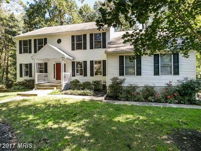 Crownsville Single Family Home For Sale: 307 Aston Forest Lane