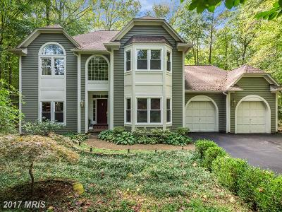 Crownsville Single Family Home For Sale: 1508 Wild Cranberry Drive