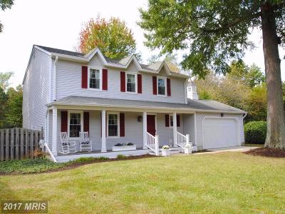 Annapolis Single Family Home For Sale: 3103 Ulster Court
