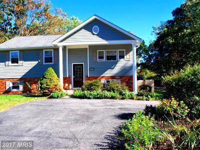 Cape St Claire Single Family Home For Sale: 1173 Hampton Road