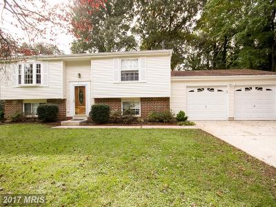Severna Park Single Family Home For Sale: 317 Gordon Avenue