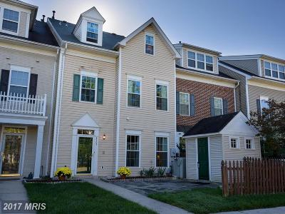 Piney Orchard, Chapel Grove Townhouse For Sale: 8705 Morning Breeze Court