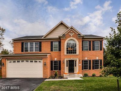 Severn Single Family Home For Sale: 7705 Brasswood Lane