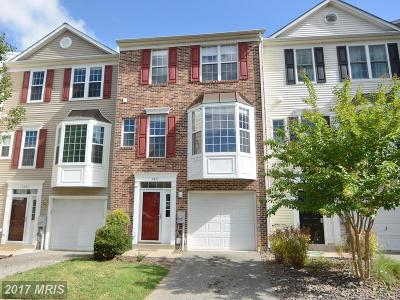 Crofton Townhouse For Sale: 2304 Bellow Court