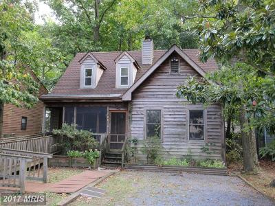 Deale Single Family Home For Sale: 725 Tyler Point Road