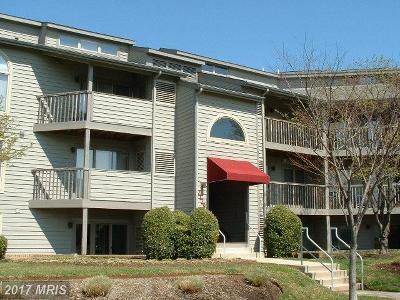 Annapolis Condo For Sale: 2129 Beach Village Court #102