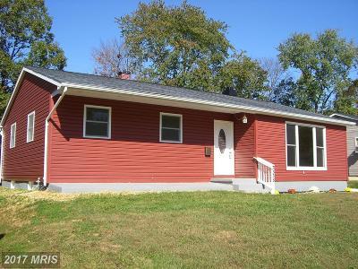 Laurel Single Family Home For Sale: 3338 Sudlersville S