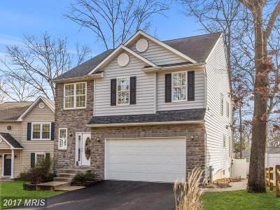 Severna Park Single Family Home For Sale: 573 Knollwood Road
