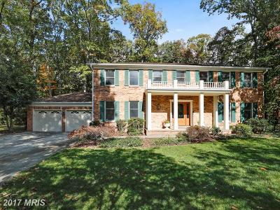 Millersville Single Family Home For Sale: 380 Broadleaf Court