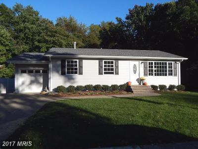 Odenton Single Family Home For Sale: 503 Maple Ridge Lane