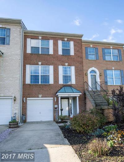 Annapolis Townhouse For Sale: 504 Samuel Chase Way