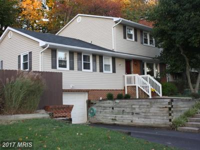 Edgewater Single Family Home For Sale: 447 Walnut Drive