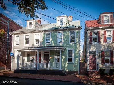 Annapolis Duplex For Sale: 202 Duke Of Gloucester Street