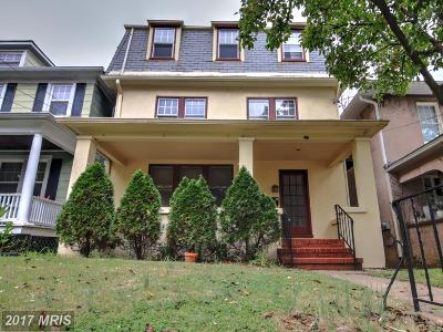 Annapolis Single Family Home For Sale: 46 Murray Avenue