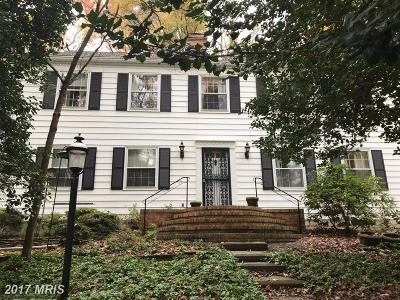 Annapolis Single Family Home For Sale: 2653 Queen Anne Circle