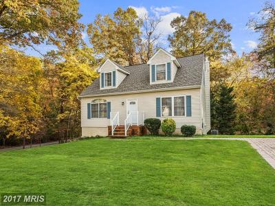 Severna Park Single Family Home For Sale: 803 Dunfer Hill Road