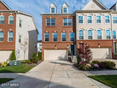 Laurel Townhouse For Sale: 8487 Winding Trail