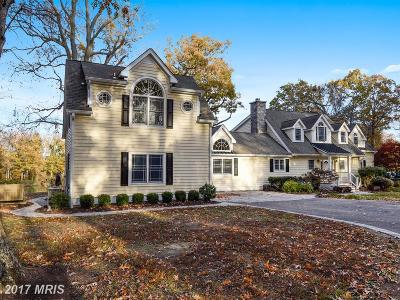 Anne Arundel Single Family Home For Sale: 834 Holly Landing Road