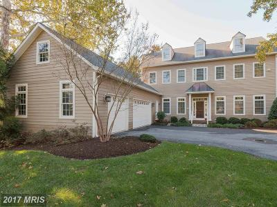 Anne Arundel Single Family Home For Sale: 3524 South River Terrace