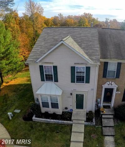 Piney Orchard, Chapel Grove Townhouse For Sale: 919 Nanticoke Run Way