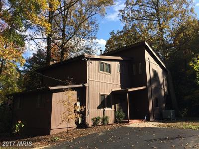 Crownsville Single Family Home For Sale: 403 Beech Trail