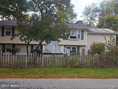 Edgewater Single Family Home For Sale: 1642 Marlboro Road