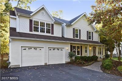 West River Single Family Home For Sale: 5133 Marx Drive