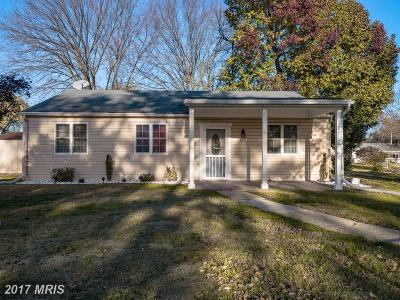 Glen Burnie Single Family Home For Sale: 2001 Norman Road