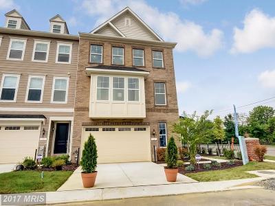Annapolis Townhouse For Sale: 19 Enclave Court
