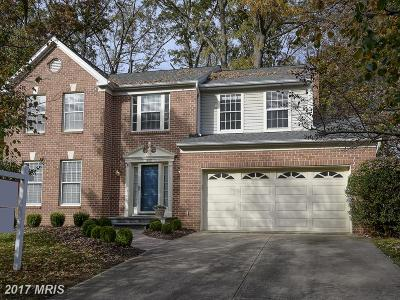 Crofton Single Family Home For Sale: 1693 Patrice Circle
