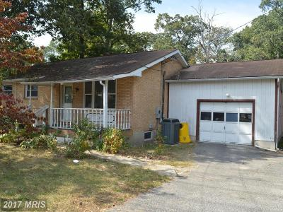 Pasadena Single Family Home For Sale: 8030 Jumpers Hole Road