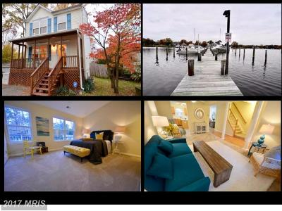 Edgewater, Mayo Single Family Home For Sale: 1702 Tacoma Road