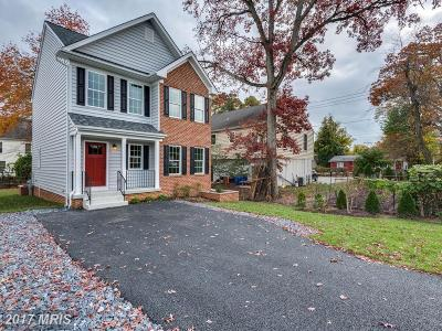 Odenton Single Family Home For Sale: 376 Center Street