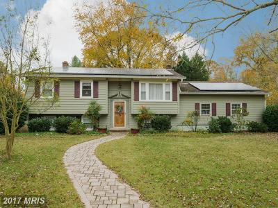 Edgewater MD Single Family Home For Sale: $375,000