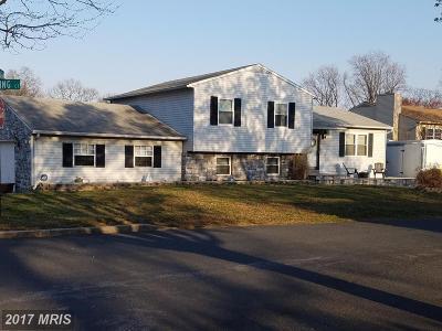 Glen Burnie Single Family Home For Sale: 7101 Pickering Court