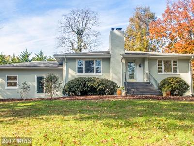 Annapolis Single Family Home For Sale: 430 Ferry Point Road